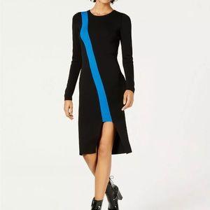 BAR III Woman's black l bodycon dress size M